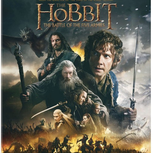 The Hobbit: The Battle of the Five Armies heads to Blu-ray and DVD March 24
