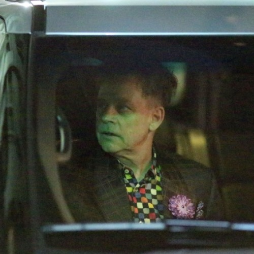 First look at Mark Hamill as The Trickster in The Flash