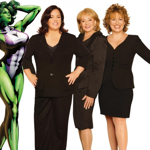 Fans are upset that Marvel made them watch The View
