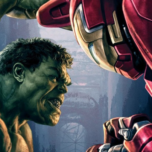 All-new character posters for Avengers: Age of Ultron