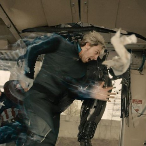 Avengers' Aaron Taylor-Johnson isn't threatened by X-Men's Quicksilver