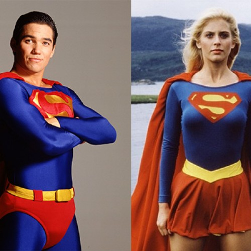 Dean Cain and Helen Slater join Supergirl series pilot