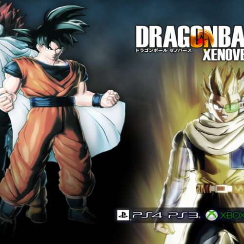 DragonBall Xenoverse playable at GameStop