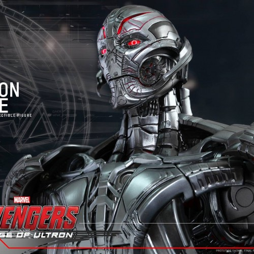 See Ultron Prime in all his detailed glory with Hot Toys' Avengers: Age of Ultron figure