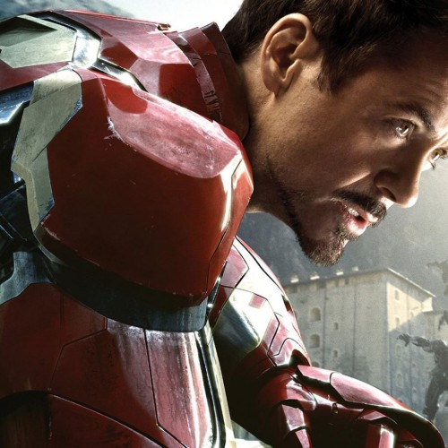 New promo art for Iron Man in Captain America: Civil War