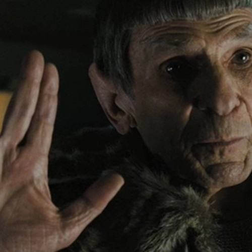 Remembering Leonard Nimoy and his art