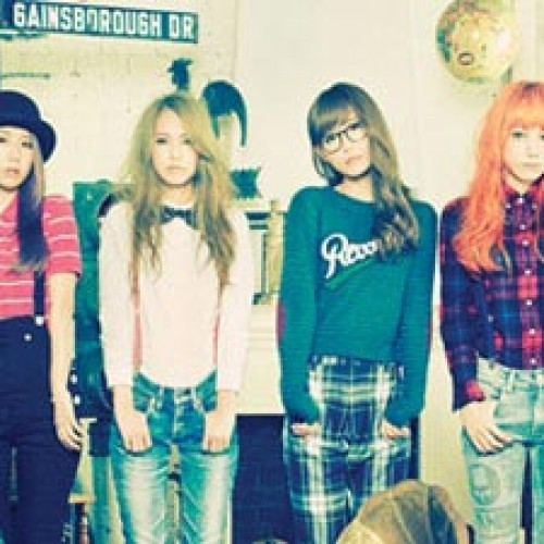 J-rock band SCANDAL comes stateside
