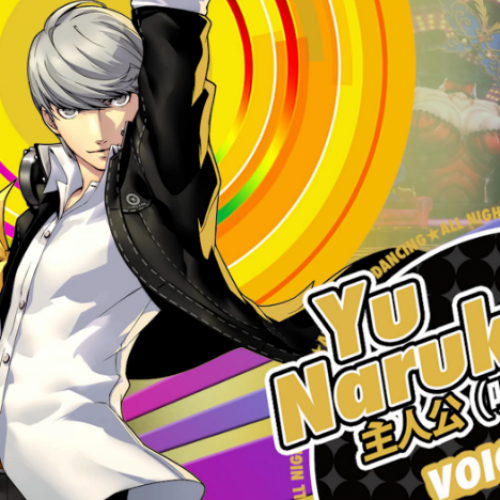 Yu Narukami shows us his moves in Persona 4: Dancing All Night