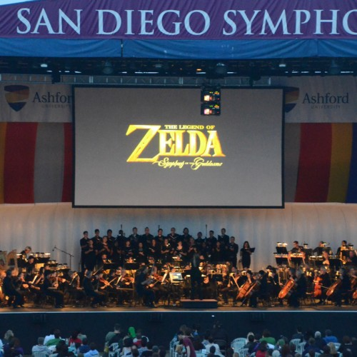 Pokémon and The Legend of Zelda concerts will be at SDCC 2015
