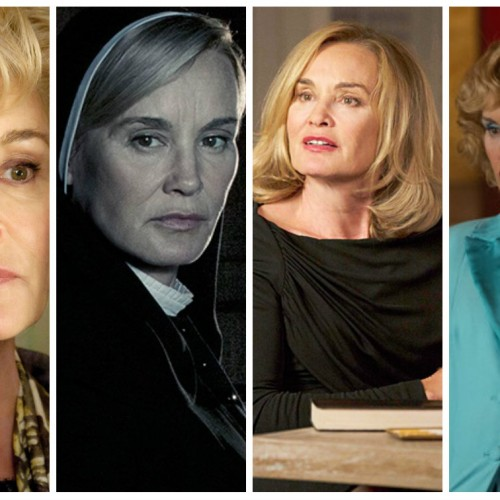 Jessica Lange leaves the American Horror Story series