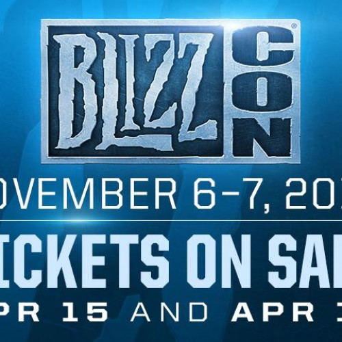 BlizzCon 2015 tickets go on sale April 15 and 18