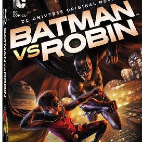 New Batman vs. Robin clip released in this week's DC All Access