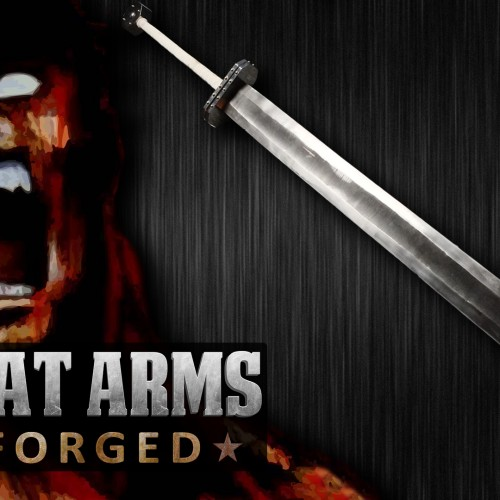 Man at Arms: Reforged creates the sword from Berserk