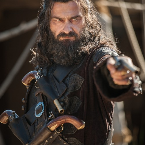 Ray Stevenson to play Blackbeard in Black Sails third season