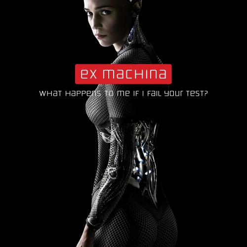 Ex Machina gets a U.S. trailer