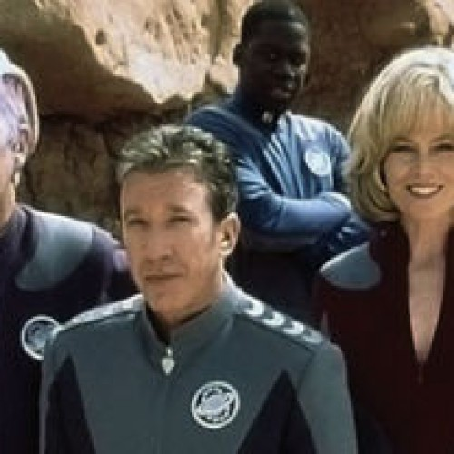 Want a Galaxy Quest convention? We do!