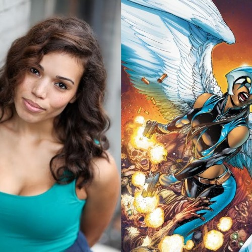 Hawkgirl actress found for Arrow/Flash spin-off