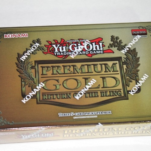 Yu-Gi-Oh! Premium Gold: Return of the Bling