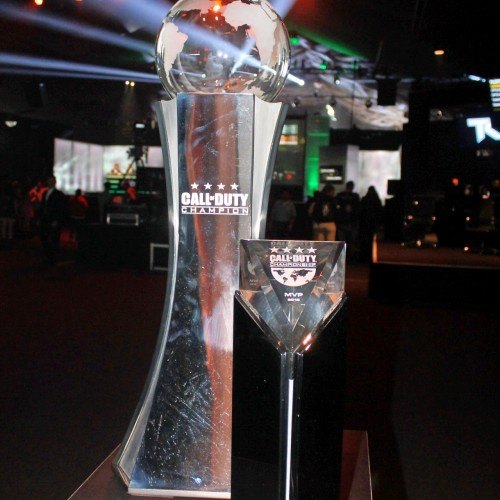 The 2015 Call of Duty Championships are happening right now