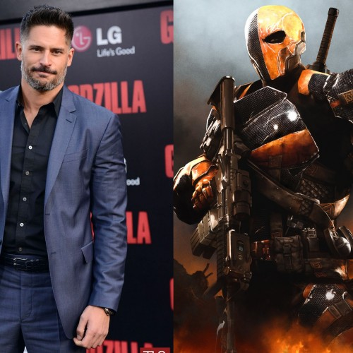 Joe Manganiello joining Suicide Squad as Deathstroke?