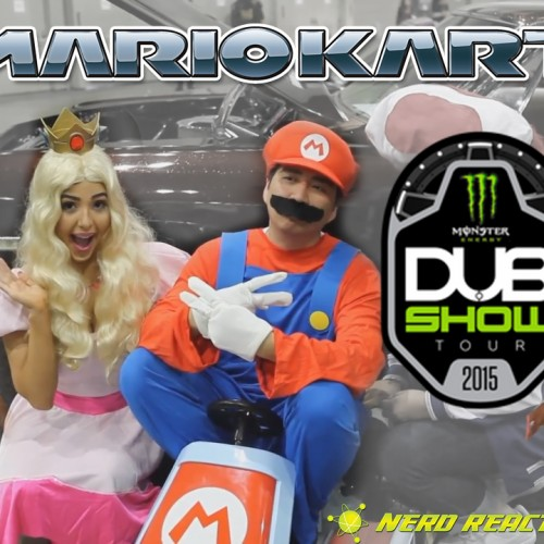 Mario Kart crashes the DUB Show Tour 2015