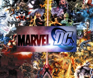 Marvel vs DC 8