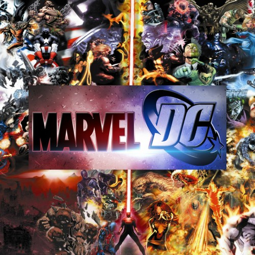 Marvel vs DC: More super heroes in film equal success?