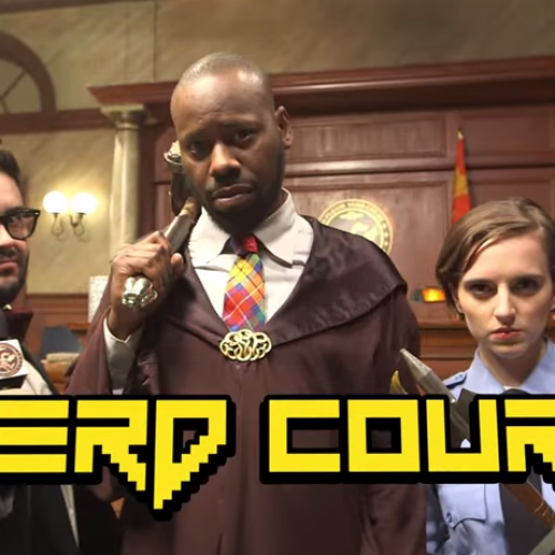 Skybound's Nerd Court to feature Jonathan Frakes in Star Trek-themed episode