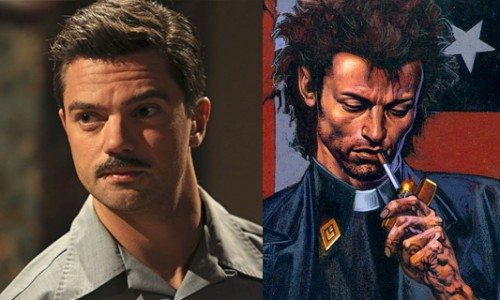 Seth Rogen confirms Dominic Cooper as Jesse Custer in AMC's Preacher