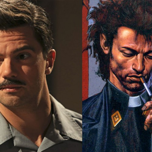 Dominic Cooper is this close to starring in AMC's Preacher