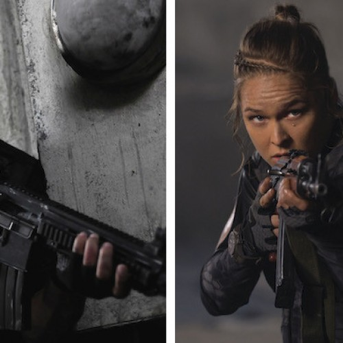 UFC champ Ronda Rousey joins The Raid star Iko Uwais in 'Mile 22'