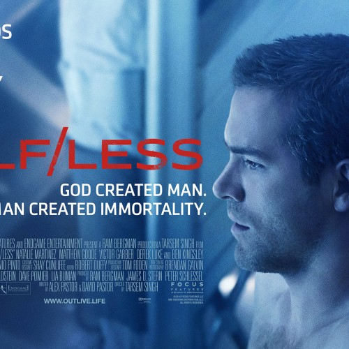 New Self/Less poster has Ben Kingsley entering Ryan Reynolds' body