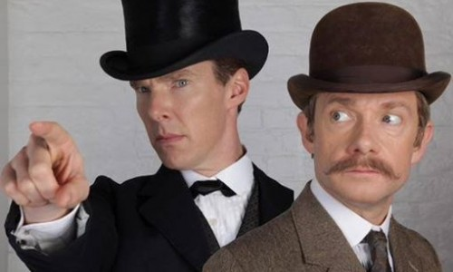 Sherlock Convention is coming to Los Angeles in May 2017
