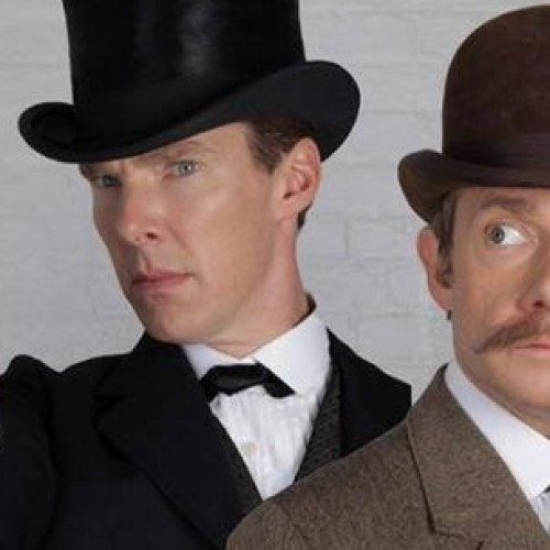 New Sherlock Holmes Christmas special takes place in Victorian London