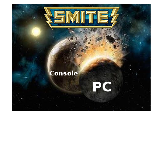 Smite Down: Merger of worlds?