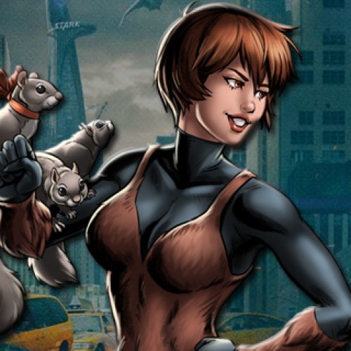 Guardians of the Galaxy director is interested in doing Squirrel Girl movie?