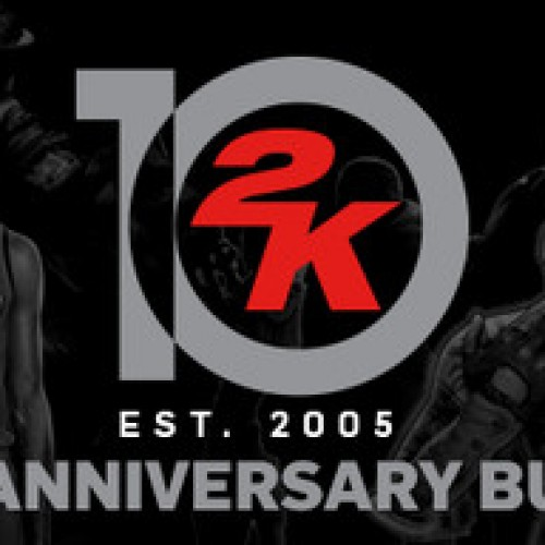 Steam celebrates 10 years of 2K with a massive sale!