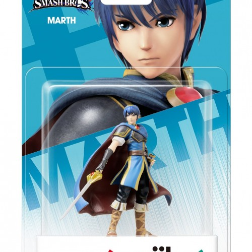 Marth Amiibo to be restocked at retailers in late April