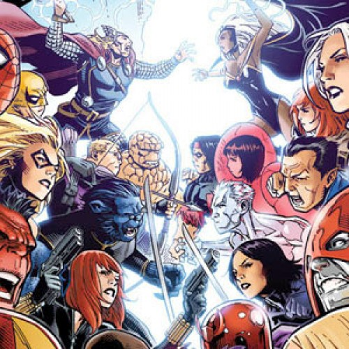 Is there a possibility of an Avengers and X-Men crossover on film?