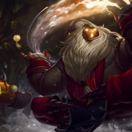 League of Legends: Bard the Wandering Caretaker now available
