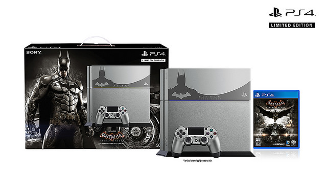 batman arkham knight ps4 console