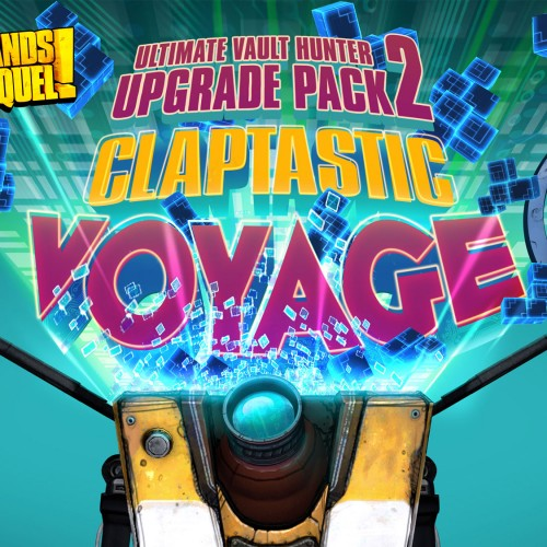 Borderlands: The Pre-Sequel's Claptastic Voyage DLC trailer