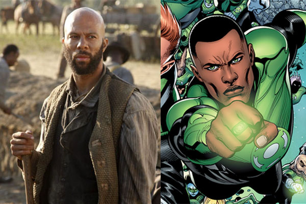 Common would still be excited to play Green Lantern - Nerd ...