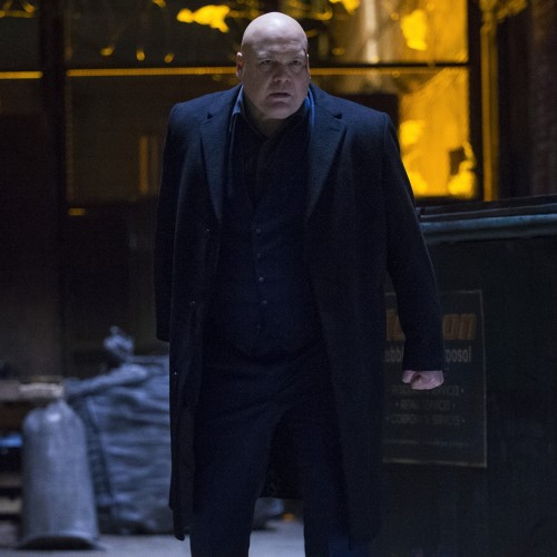 Watch the final fight scene with Daredevil and Kingpin