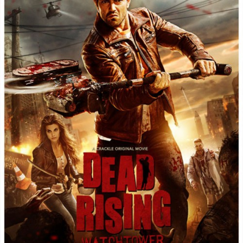 Dead Rising: Watchtower first official clip released!