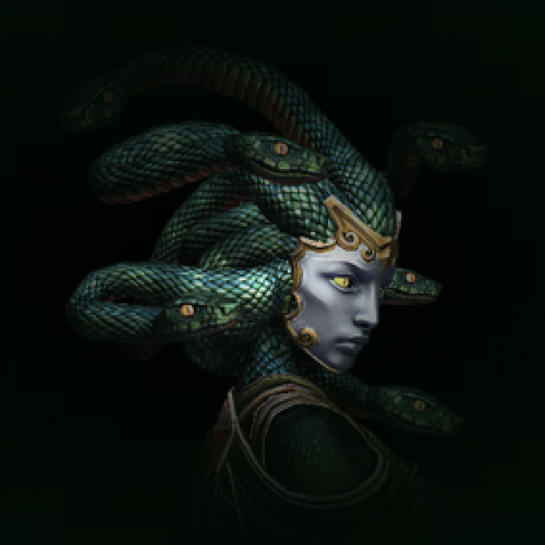 Smite Down: Medusa the Gorgon