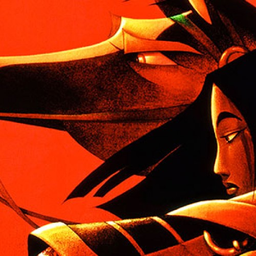 Be a man! Mulan will be the next film given the Disney live-action treatment