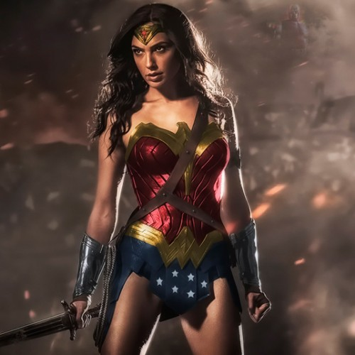 Gal Gadot on fans who think her breasts are too small for Wonder Woman