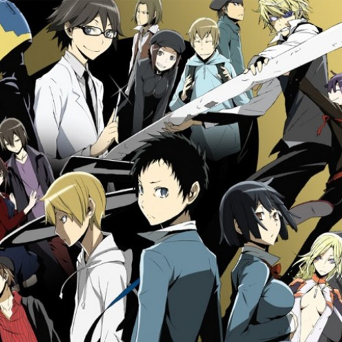 Aniplex to stream DURARARA!! X2 with English dubs