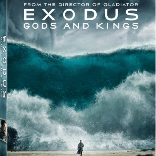 Exodus: Gods and Kings Blu-ray review